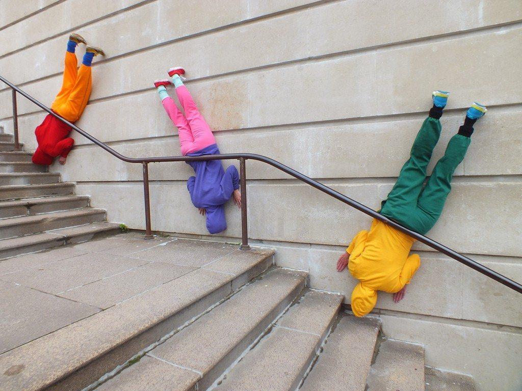 BALSAMIC GUERRILLA – Blitz urbani e teatro invisibile